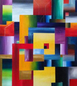 Squares cut
